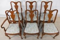 Strongbow Georgian Style Mahogany Dining Suite - SOLD